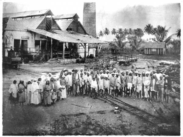 Tribute to the 19th Century Indentured Labourers – Makers of New Colonies