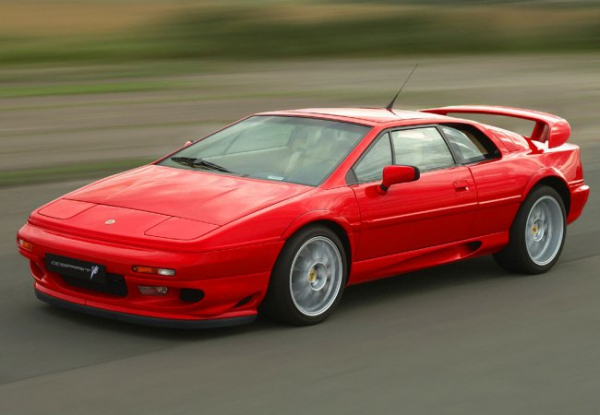 The Lotus Esprit - a Great British Supercar