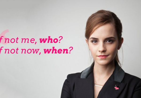 Gender Equality and the Real-World Wizard Fighting for It - Emma Watson